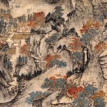 重庆渝北哪里有古字画免费鉴定交易图片