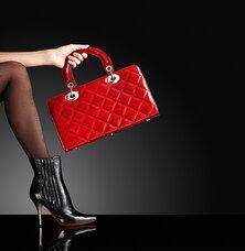 皮具,一对一,鞋子,时尚