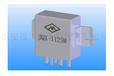 JQX-1125M型1/2立方英寸1组转换触点有线圈瞬态抑制密封电磁继电器