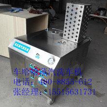 河南汽车专用洗车设备燃气蒸汽洗车机全自动蒸汽洗车机