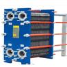 小區取暖板式換熱器口徑定制板厚0.5mm