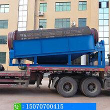 终于了解建材砂石筛分机建材行业实用滚筒筛建筑材料筛分机