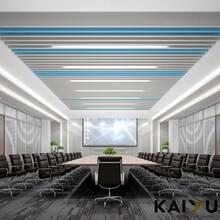 用元素内涵和材料特性打造海纳川办公室装修