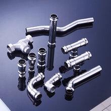 304不锈钢管件低价批发图片