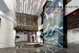 淄博张店办公空间装饰设计办公室装修设计