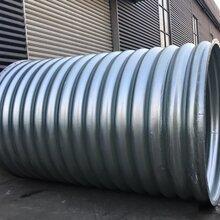 湖北襄阳贝尔克钢波纹涵管的技术服务优势