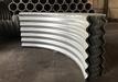 固原金屬波紋管涵熱鍍鋅鋼波紋涵管拼裝波紋管涵