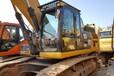 二手挖机卡特336D2性能优越工作时间短