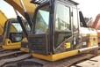 二手挖掘機卡特320D手續齊全低價促銷
