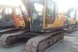 二手挖掘機沃爾沃210全國包送手續齊全