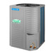 自贡美的空气能热水机应用设计集成商!