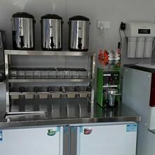 开封水吧奶茶店必须具备的设备有哪些哪里培训奶茶饮品