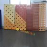 幕墙外立面改造用冲孔造型铝单板