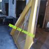 幕墙装饰铝网板定制六角孔菱形孔铝网板装饰网格材料