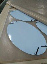 单晶硅电池片7W18V高效椭圆形太阳能板太阳能电池板