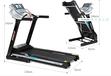 BHG7162MAX智能家用健身电动跑步机超静音折叠减震运动器材