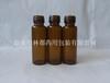 青岛林都供应20毫升螺旋口口服液玻璃瓶