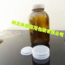 药用玻璃瓶厂家透明药用玻璃瓶口服液螺口玻璃瓶发货快图片