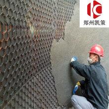 陶瓷耐磨涂料钢厂设备专用防磨涂料陶瓷可塑料