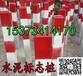 台湾台南南公路水泥警示桩厂家《红白相间》公路界桩价格
