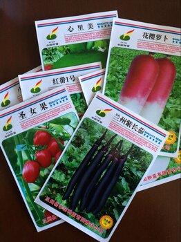 禹州市专注生产蔬菜种子包装袋菜籽包装袋纸塑包装袋