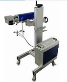 捷尔特光电供应流水线飞行激光打标机全自动激光镭射机
