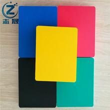 浙江哪里有彩色雪弗板彩色广告板厂家图片