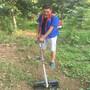 中天割草机背负式割草机丘陵梯田专用割草机芦苇用割草机图片