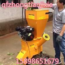 家用小型粉碎机铡草揉丝粉碎机可移动粉碎设备粉碎机价格图片