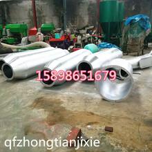 气流干燥机木粉烘干机木屑烘干机脉冲式烘干机图片