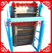 节能高效传送机不锈钢防腐大庆挡板式胶带输送机