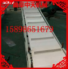 货物装车用皮带输送机耐高温耐磨漳州自动升降皮带机图片