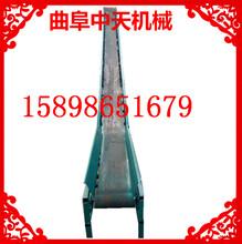 Z?#20013;?#27874;状裙边式皮带机耐高温耐磨湘潭可移动式爬坡皮带运输机图片