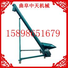 销售螺旋提升机热销湘潭粉末螺旋提升机绞龙图片