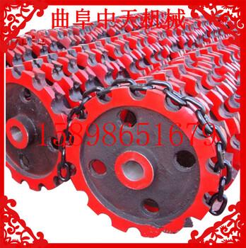养殖厂饲料输送机调速式攀维护方便厂家输送设备