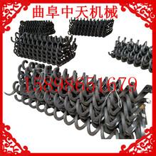 水泥袋子皮带机带防尘罩泰安电动皮带输送机生产商图片