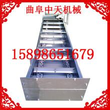 升降式皮带输送机流水线江阴装车卸货输送机图片