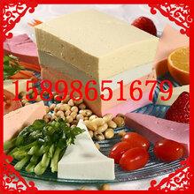 豆腐加工机浆渣分离曲阜豆腐机厂家甘肃图片