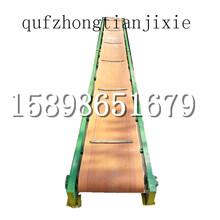 胶带输送机型号厂家推荐丽水PVC皮带式输送机图片