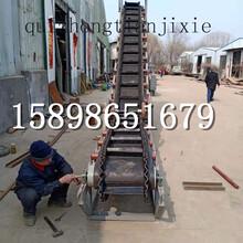 防滑带式输送机防油耐腐平顶山砂石厂输送机图片