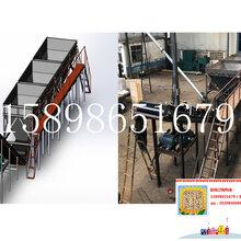 来图定制电动升降皮带输送机防滑人字形橡胶带水平PVC皮带输送机图片