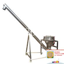 螺旋提升机厂商变频调速大庆U型螺旋输送机运煤图片