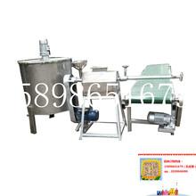 红薯粉条机生产线台湾多功能粉条机家用电图片