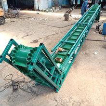 沙石料场皮带输送机移动可升降皮带机袋装水泥自动爬坡皮带传送机图片