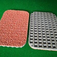 预制型跑道卷材中国田径跑道13毫米塑胶跑道材料