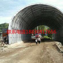 云南内蒙波纹管涵厂家供应国标整装拼装钢波纹涵管