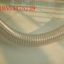 德州食品级软管PU钢丝软管首选丰荣橡塑图片