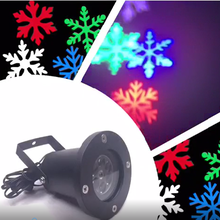 LED迷你雪花机