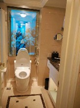镜面防水电视机高端五星级酒店的选择(易迅播科技)
