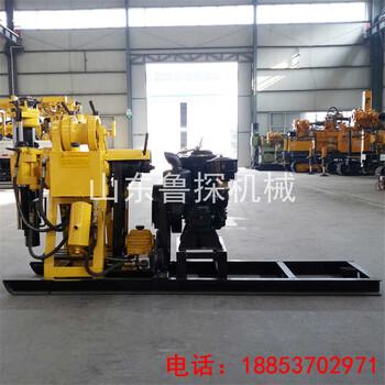 HZ-130Y型地质勘探钻机全液压岩芯钻机液压加压效率高